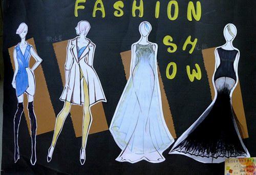 石门实验学校第15届体育艺术节之创意服装设计大赛